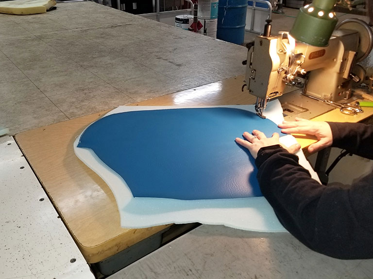 Covers It All Upholstery & Canvas, Maine Upholstery Services